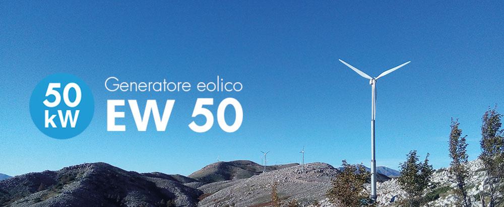 Mini eolico 50 kW
