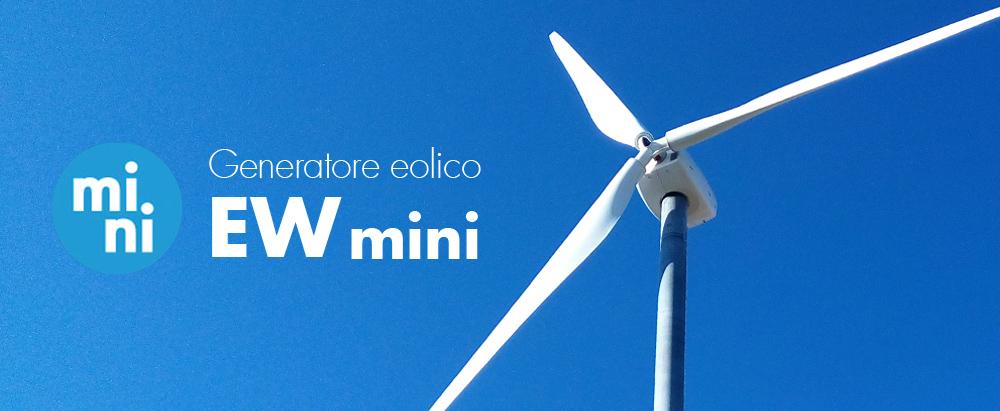 Mini eolico Ergo Wind