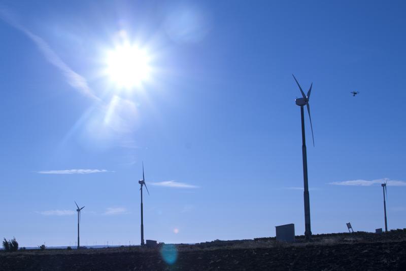 mini eolico produzione