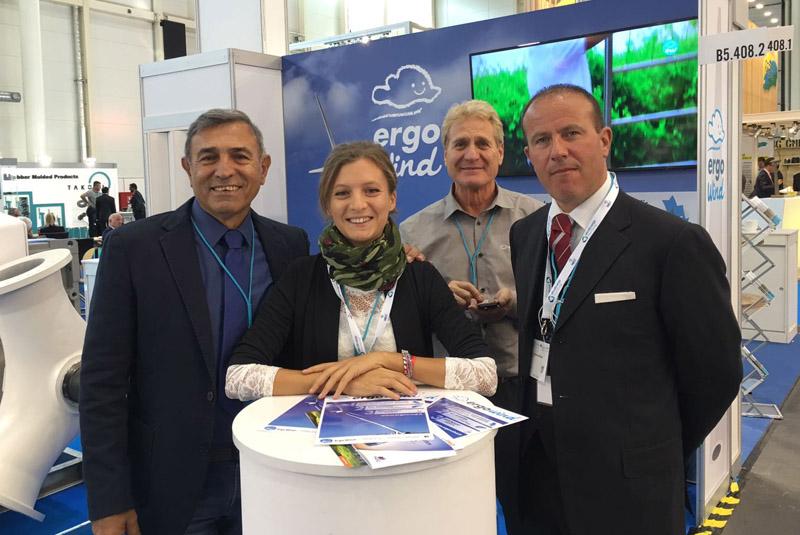 Il mini eolico Ergo Wind tra i grandi produttori mondiali