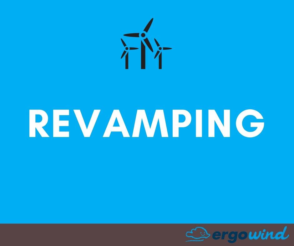 Revamping: come rendere più produttiva la tua pala eolica