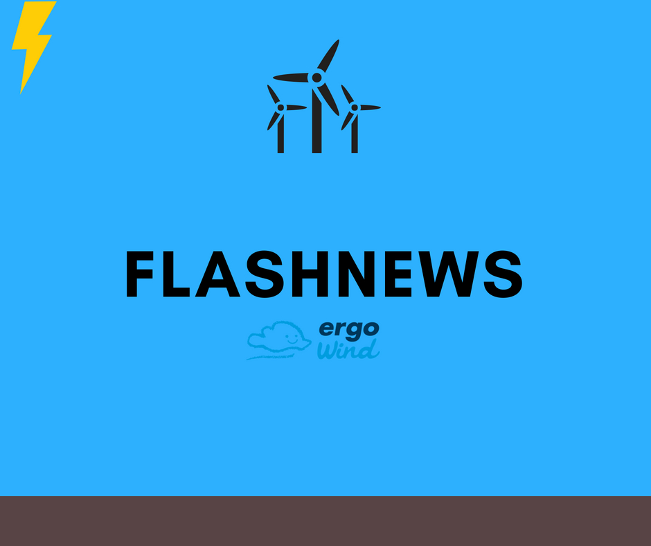 Flash News Ergo Wind